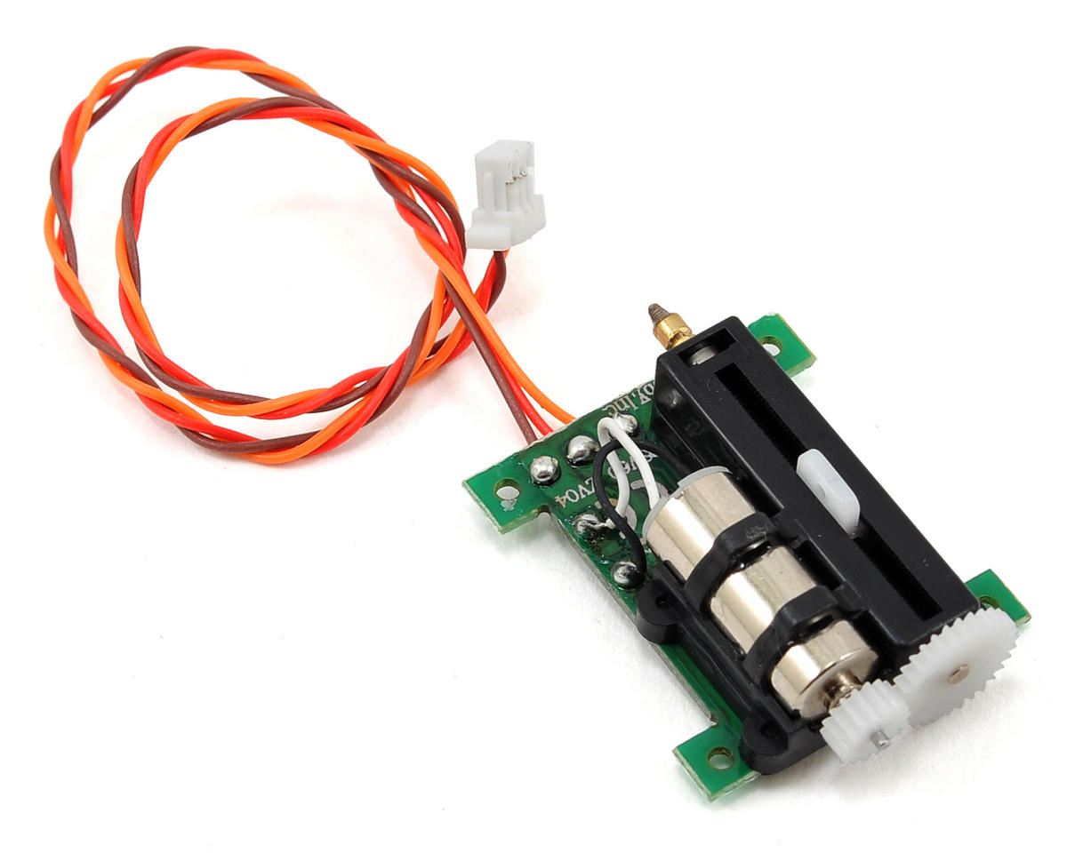 H20240T 2.9 Gram Linear Tail Servo (130 X) by Spektrum RC
