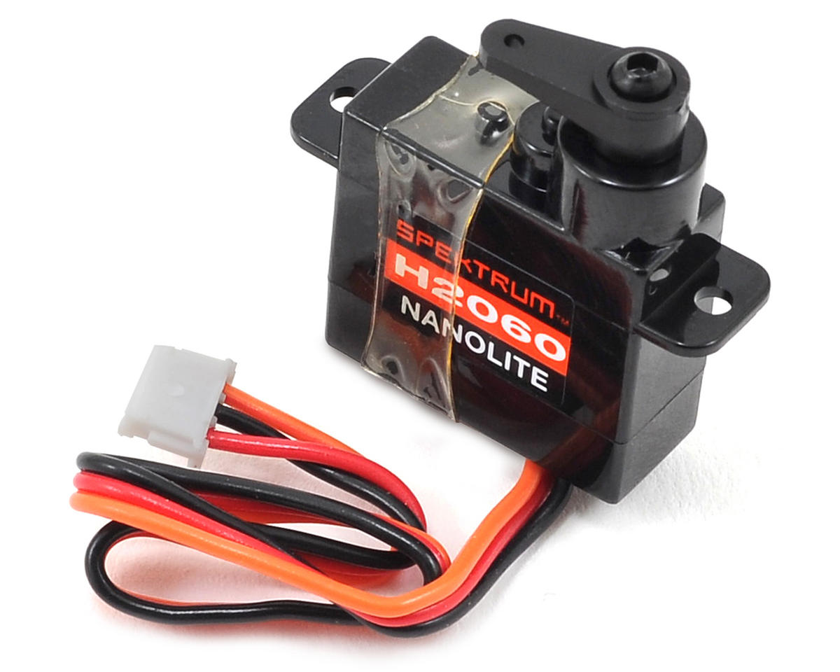 Spektrum RC SH2060 Nanolite High Speed Heli Servo (Blade Micro AH-64 Apache)