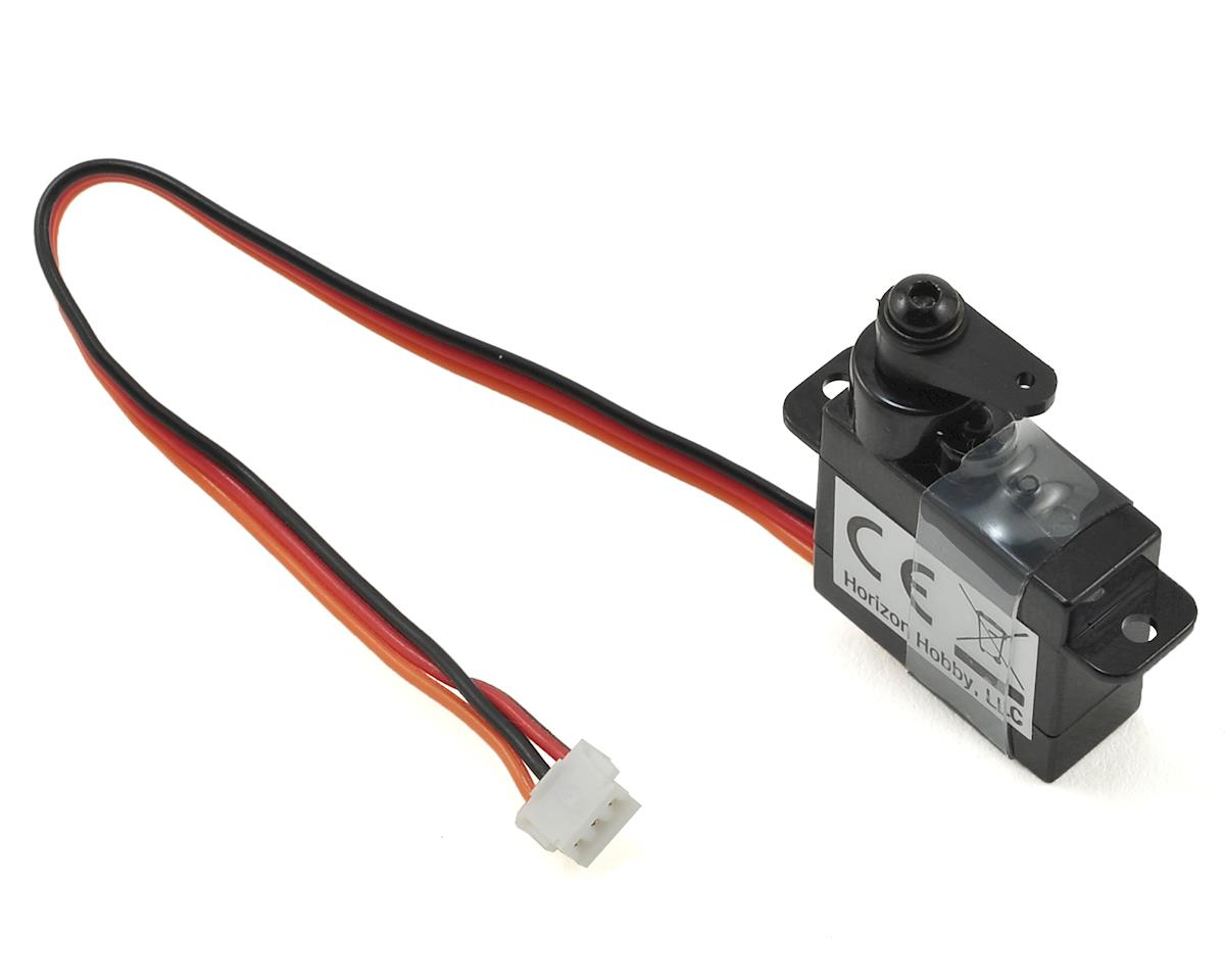 SCRATCH & DENT: Spektrum RC H2065 Nanolite High Speed Metal Gear Heli Servo