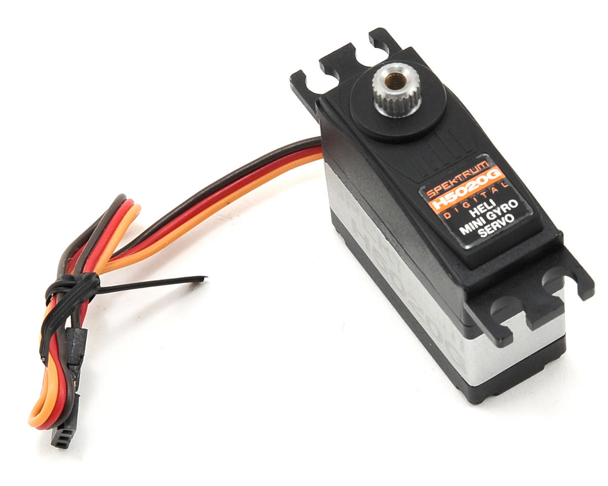 Spektrum RC H5020G Mini Digital Metal Gear Gyro Servo