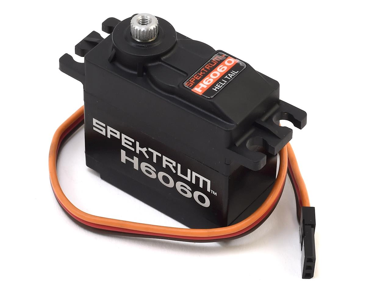 Spektrum RC H6060 Mid-Torque Ultra-Speed Helicopter Tail Servo