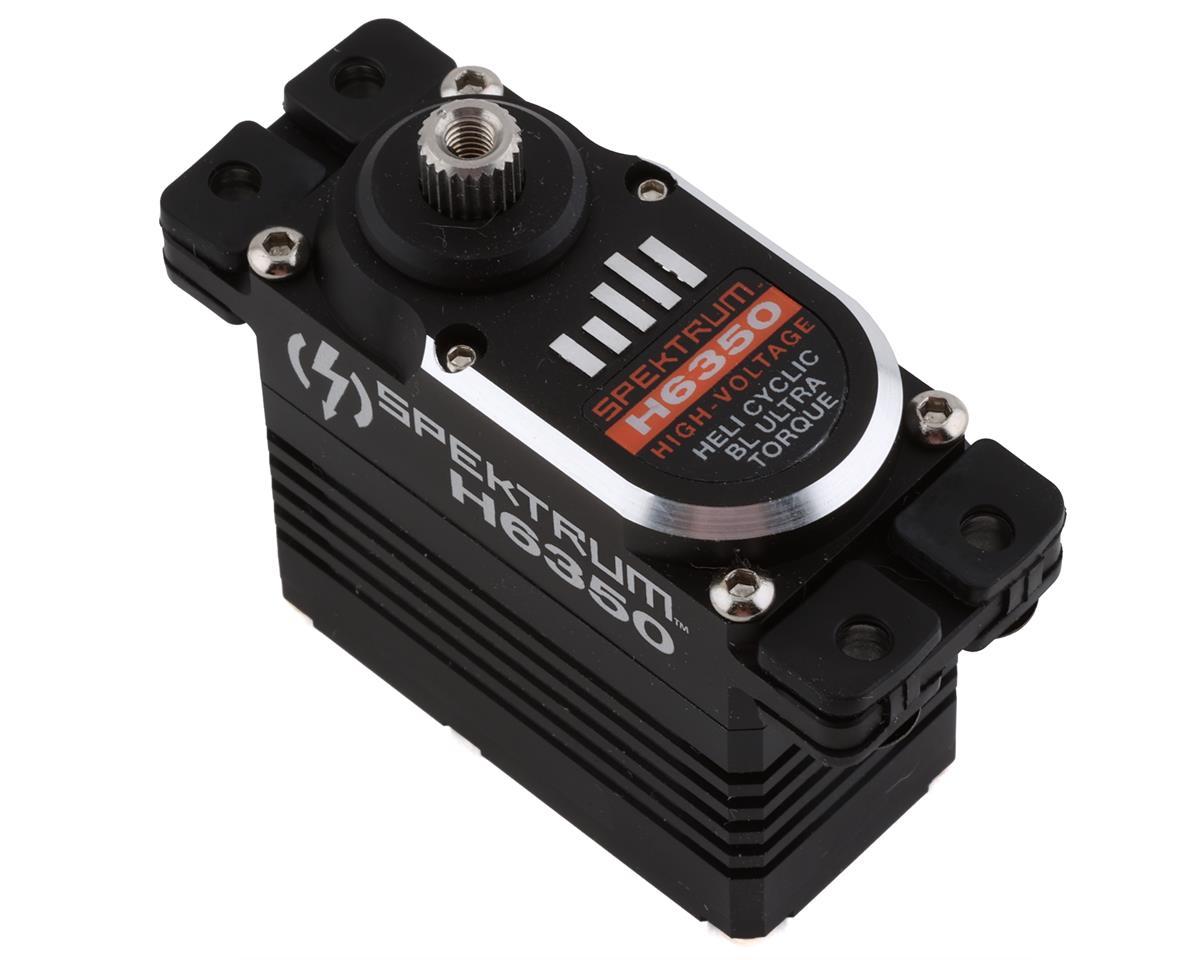 Spektrum RC H6350 Ultra Torque High Speed Heli Cyclic HV Servo