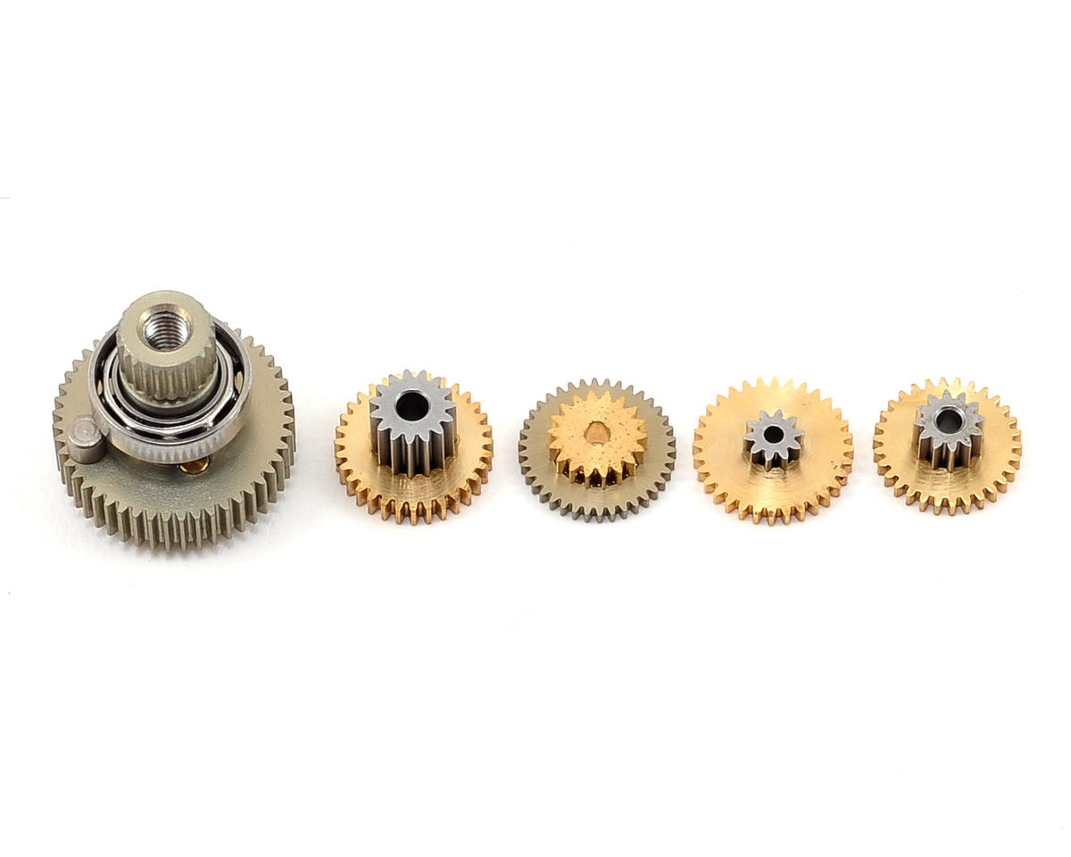 Spektrum RC Servo Gear Set (S6070)