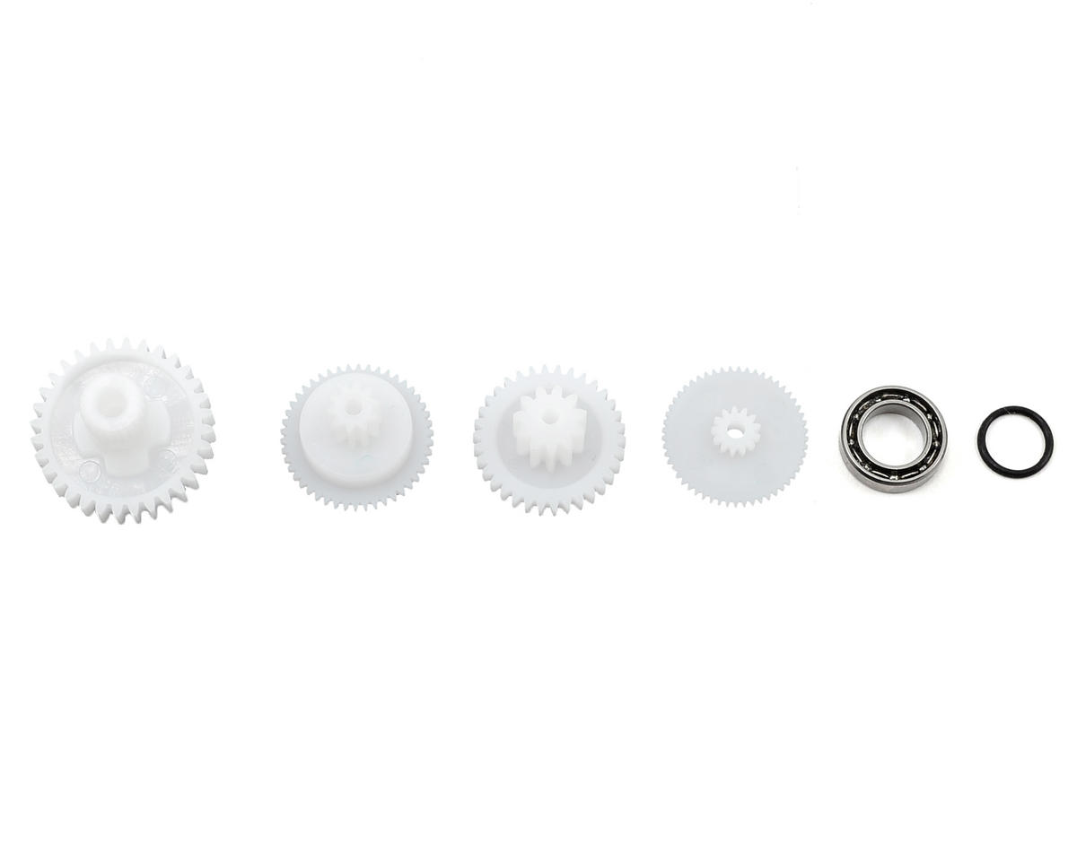 Spektrum RC Servo Gear Set (S400G/H410) (Blade 500 3D)