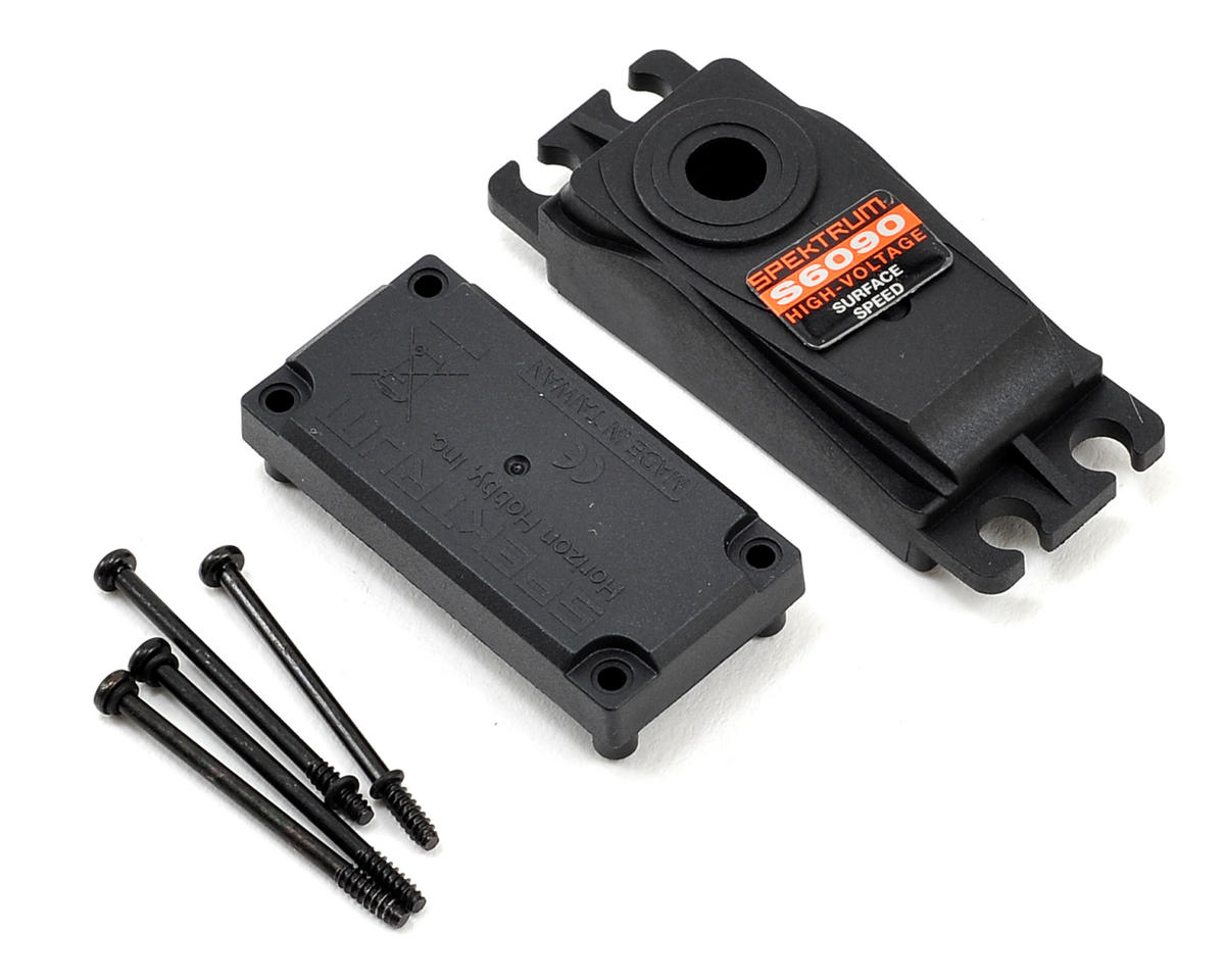 Spektrum RC Servo Case Set (S6090)