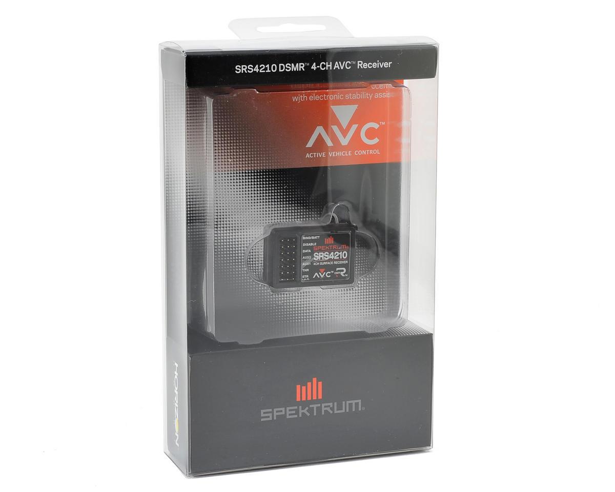 Spektrum RC SRS4210 DSMR AVC 2.4Ghz Surface Receiver