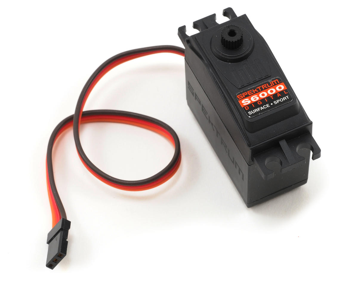 Spektrum RC S6000 Digital Sport Surface Servo