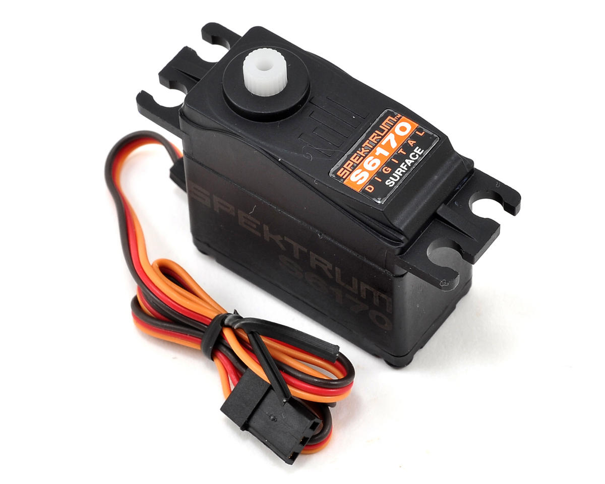 Spektrum RC S6170 Standard Digital Surface Servo (Vaterra Halix)