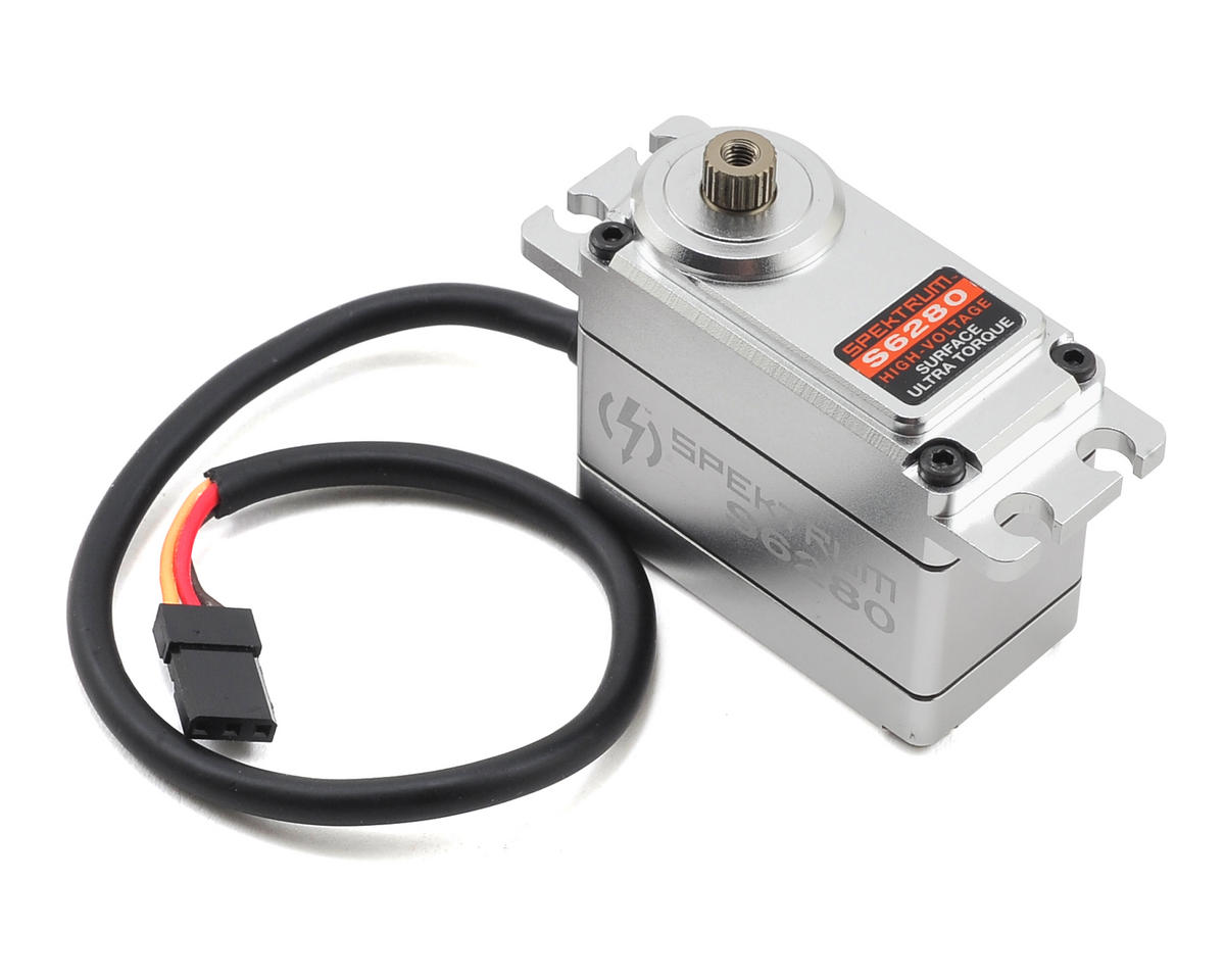 Spektrum RC S6280 Digital Ultra Torque Servo (High Voltage/Metal Case)