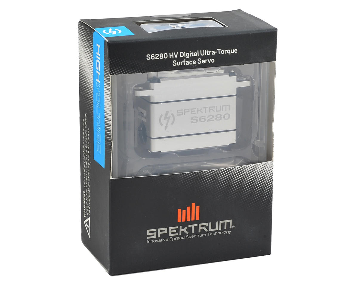 S6280 Digital Ultra Torque Servo (High Voltage/Metal Case) by Spektrum RC