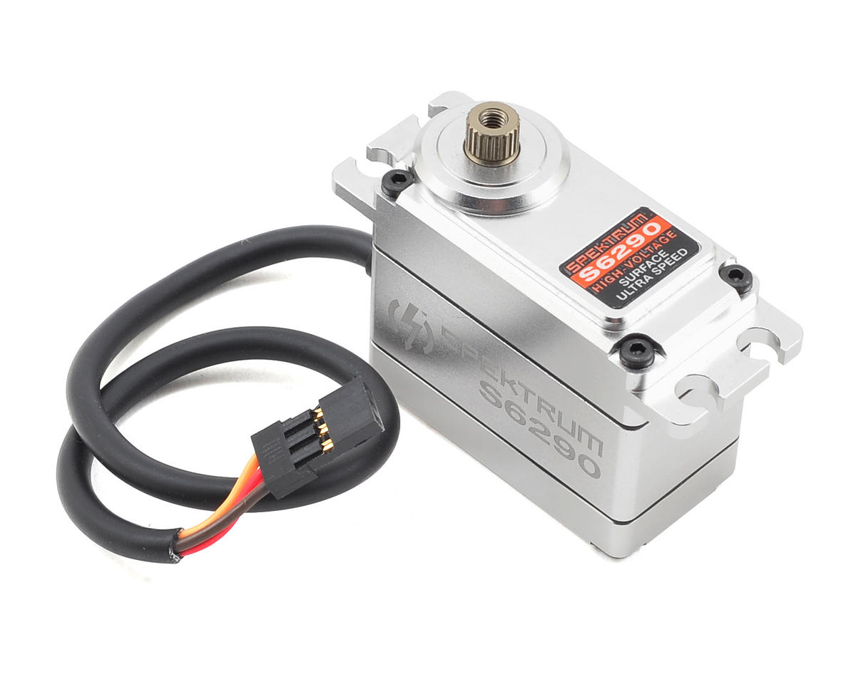 Spektrum RC S6290 Ultra Speed Servo (High Voltage/Metal Case)