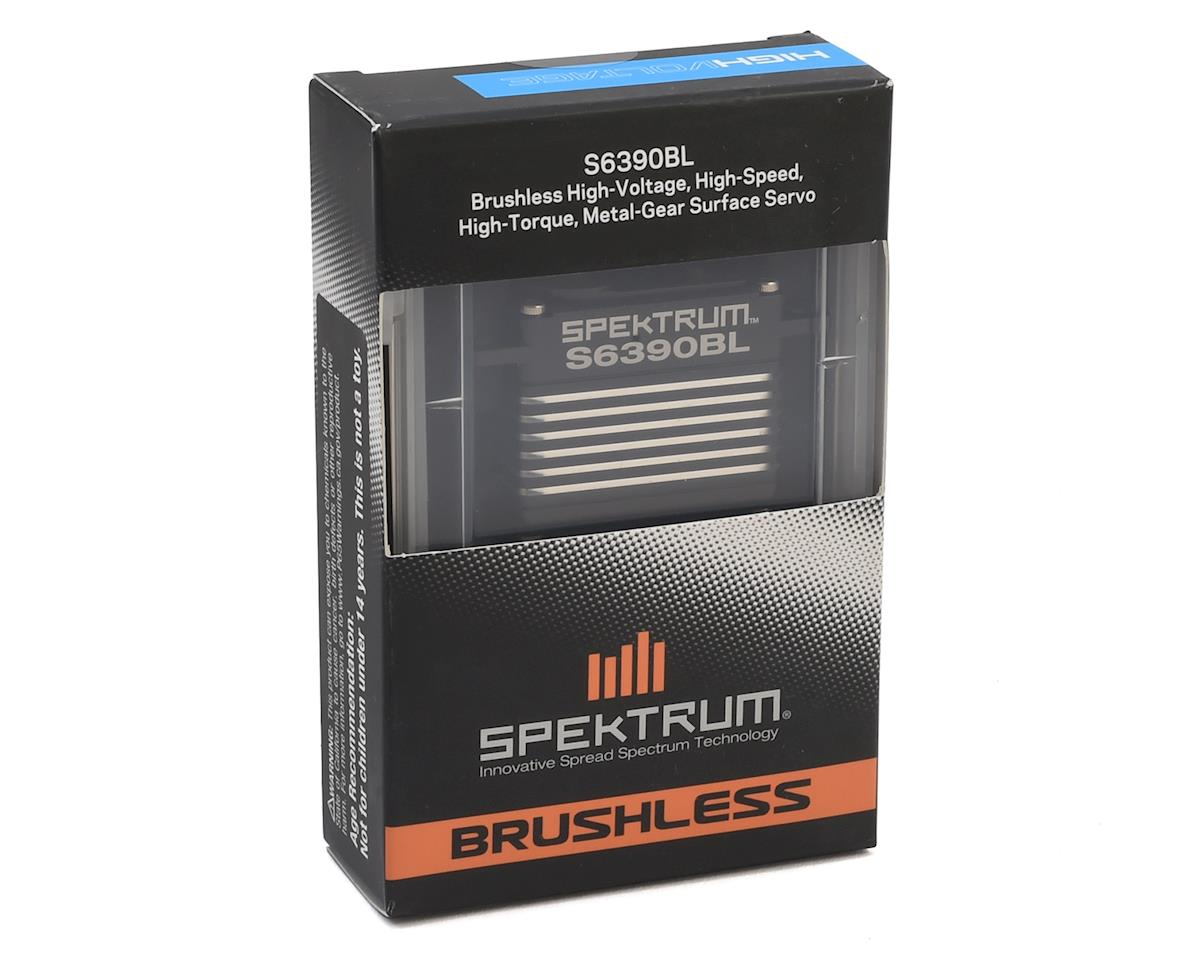 Spektrum RC S6390BL 1/8 Digital High Torque Servo (High Voltage)