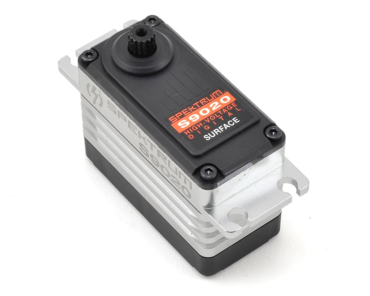Spektrum RC S9020 1/5 Scale Digital Metal Gear Surface Servo (High Voltage)