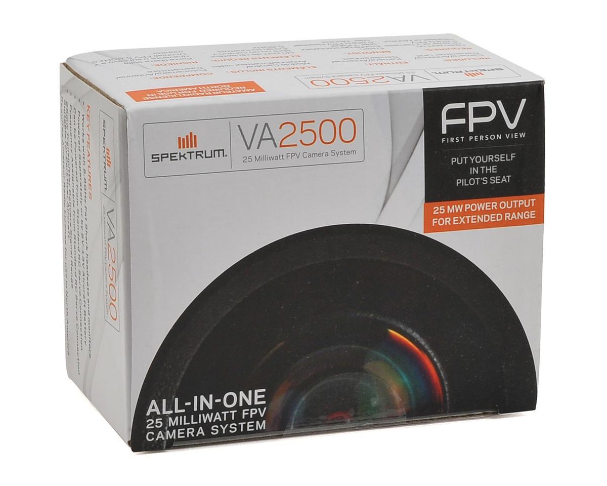 Spektrum RC 5.8ghz 25mw Micro Video Camera & 5-13V VTX