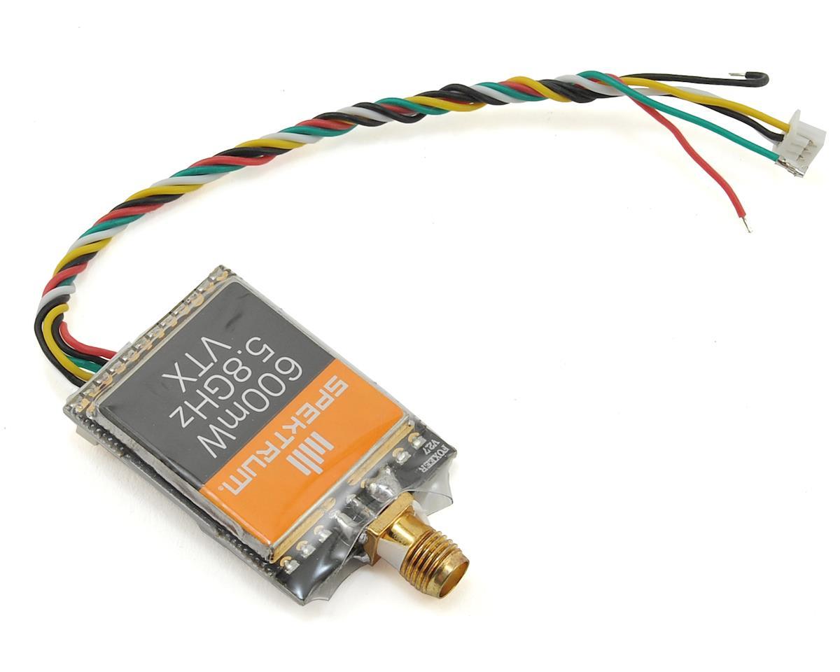 Spektrum RC 600mw 5.8GHz 40CH Video Transmitter w/Raceband (SMA)