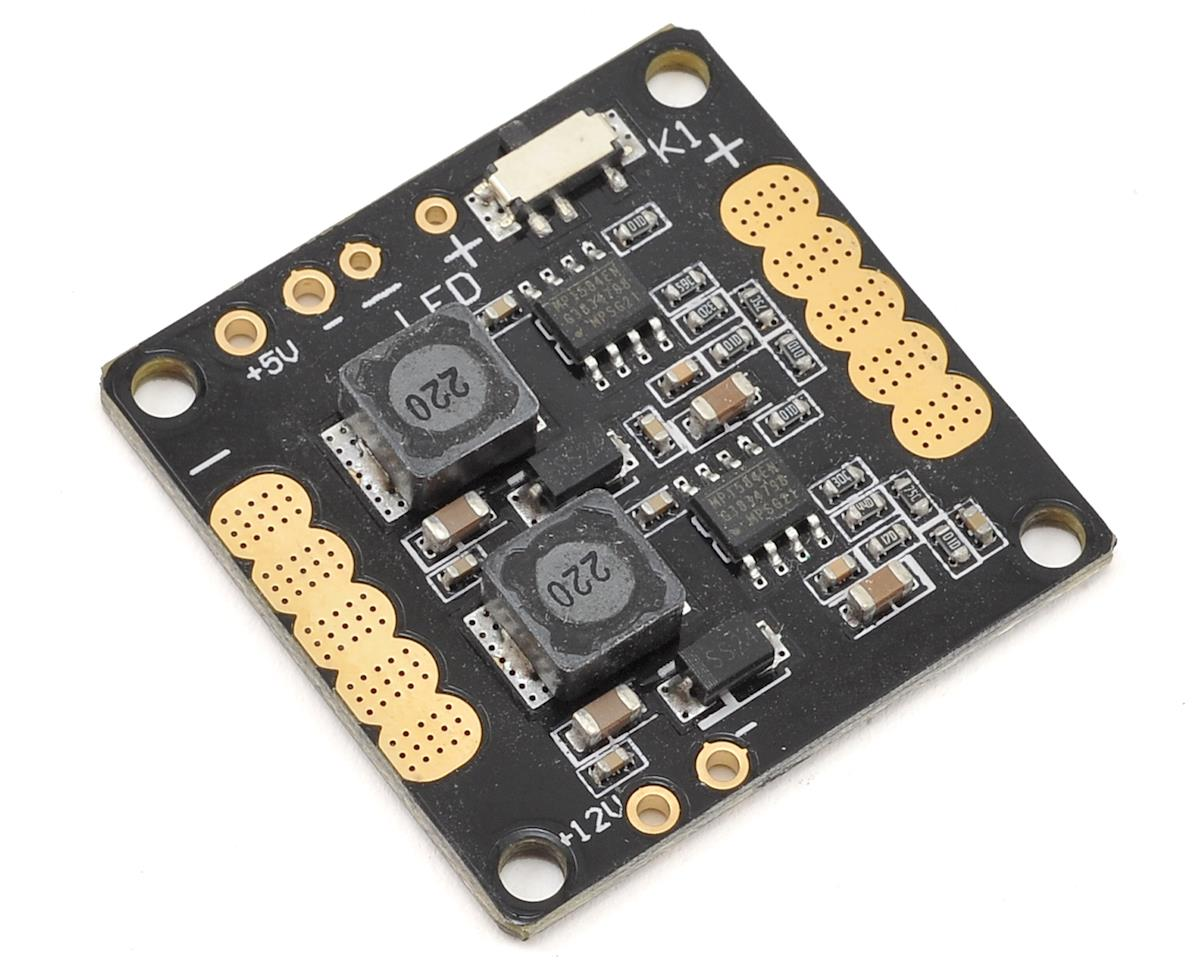 Spektrum RC Power Distribution Board w/5v & 12v Regulator