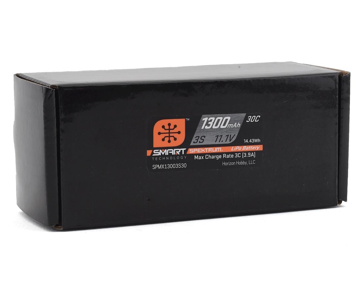 Spektrum RC 3S Smart LiPo Battery Pack w/IC3 Connector (11.1V/1300mAh)