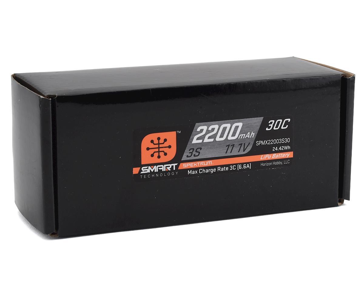 Spektrum RC 3S Smart LiPo 30C Battery Pack w/IC3 Connector (11.1V/2200mAh)