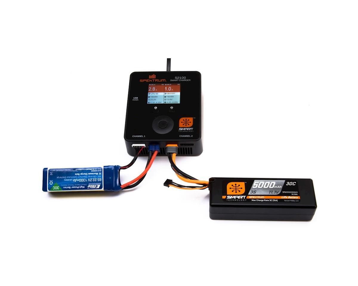 Spektrum RC 2S Smart LiPo Hard Case Battery Pack w/IC3 Connector (7.4V/5000mAh)