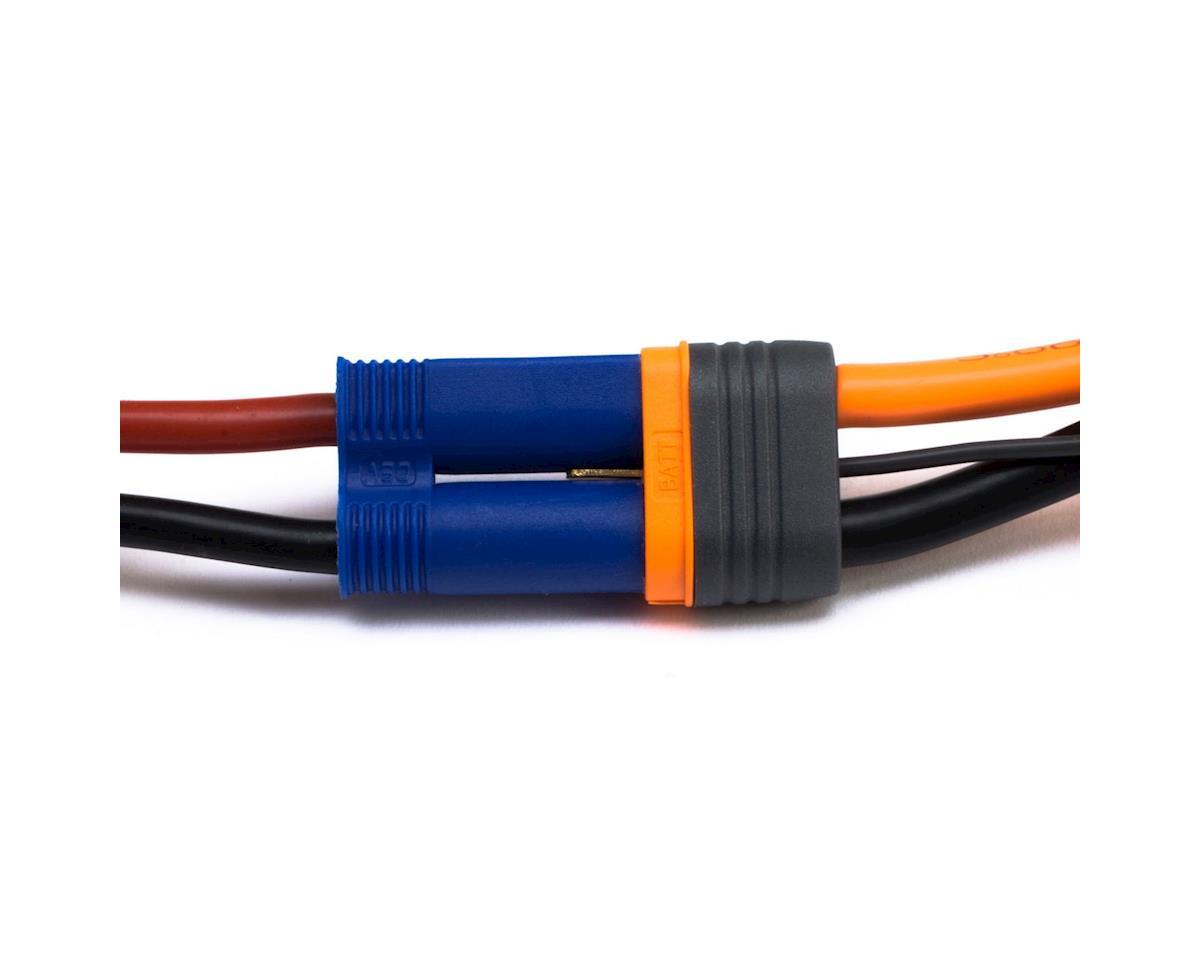 Spektrum RC 3S Smart LiPo Hard Case Battery Pack w/IC5 Connector (11.1V/5000mAh)