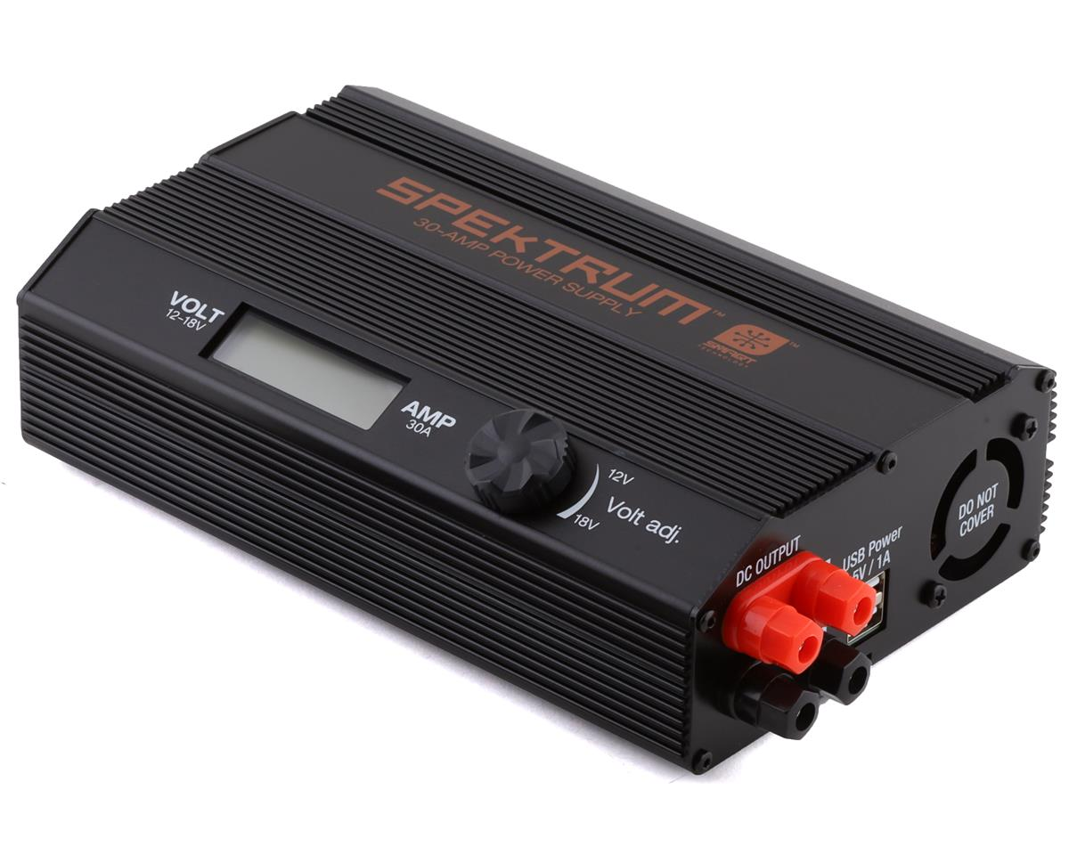Spektrum RC Smart 30A Power Supply (18V/30A/540W)