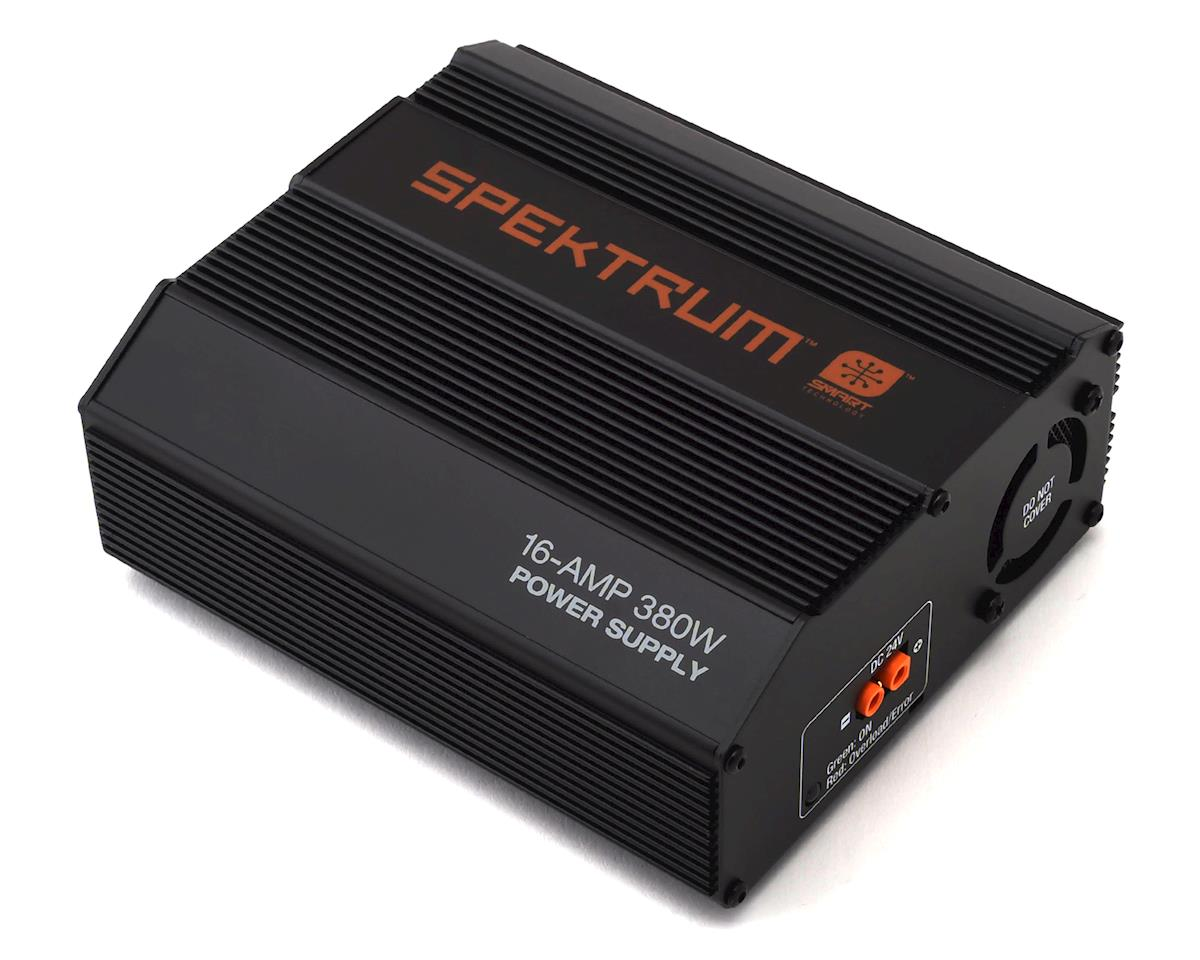 Spektrum RC Smart 16A Power Supply (24V/16A/380W) | relatedproducts