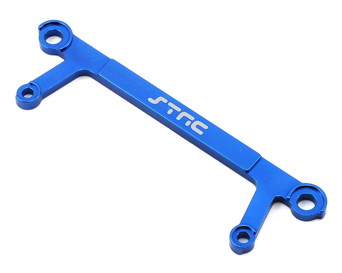 ST Racing Concepts Arrma Aluminum Rear Shock Tower Brace (Blue)