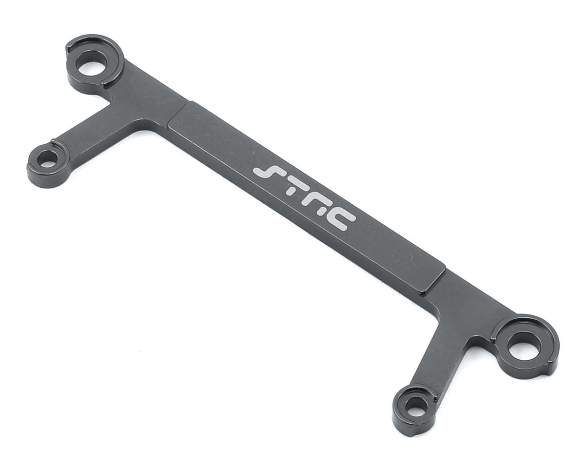 ST Racing Concepts Arrma Aluminum Rear Shock Tower Brace (Gun Metal) (Arrma RC Vorteks)