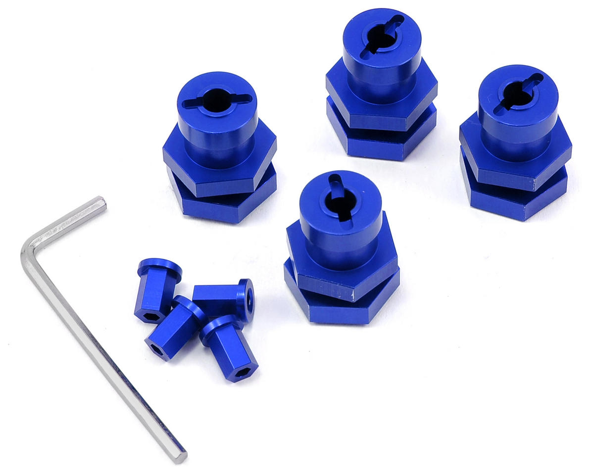 17mm Hex Conversion Kit (Blue) by ST Racing Concepts
