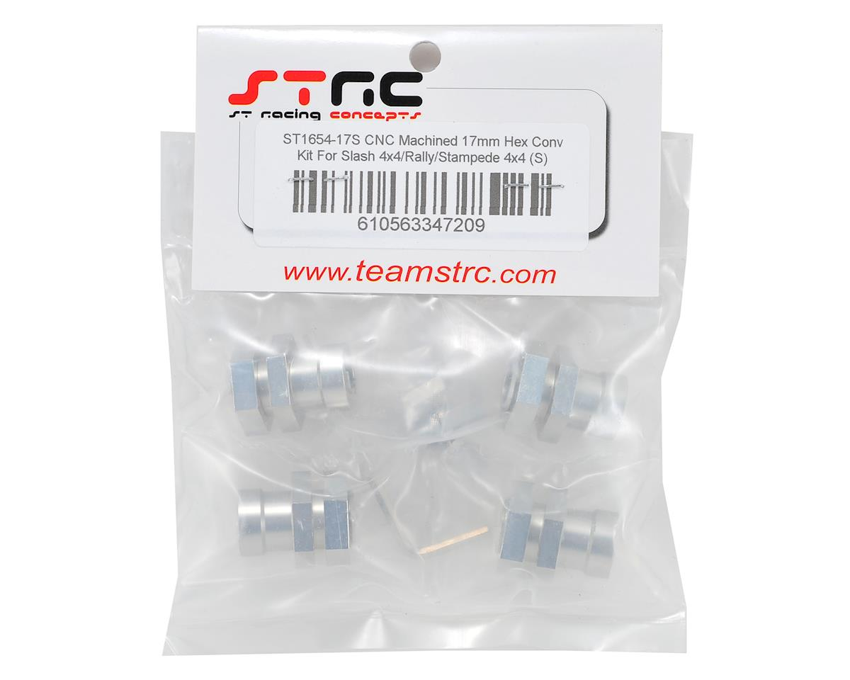 ST Racing Concepts 17mm Hex Conversion Kit (Silver)