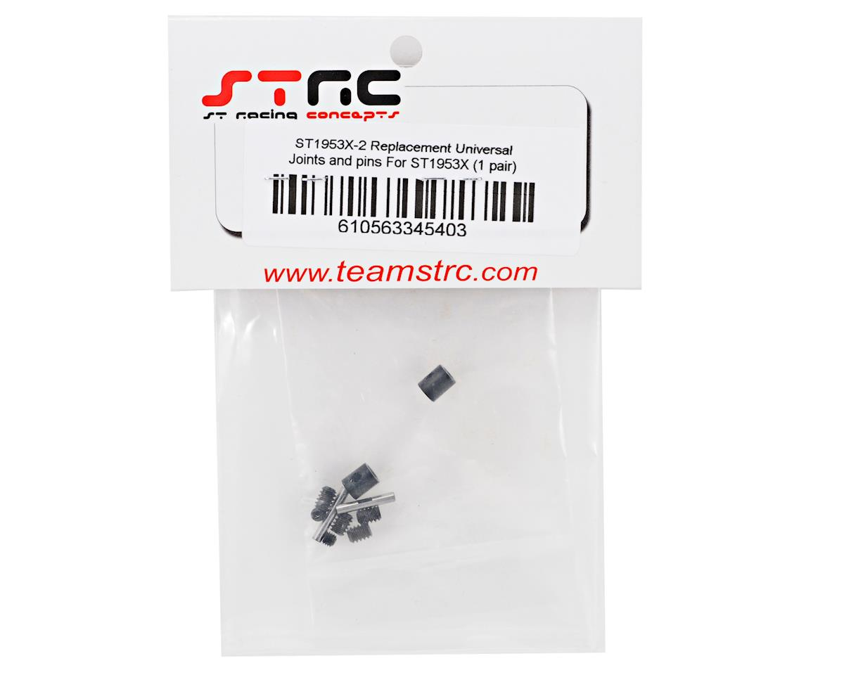 ST Racing Concepts Universal Driveshaft Coupler Hardware Set