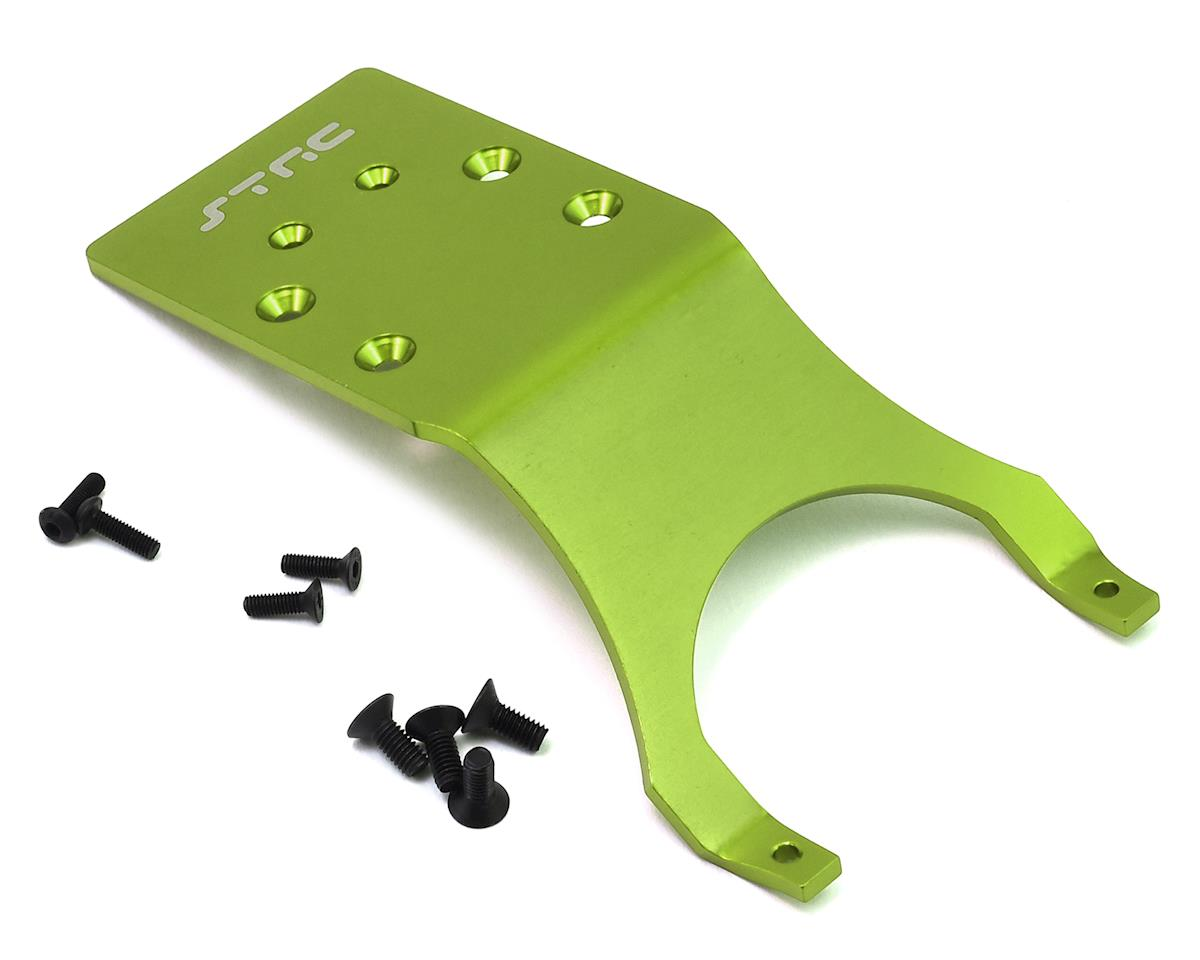 ST Racing Concepts Aluminum Rear Skid Plate (Green)