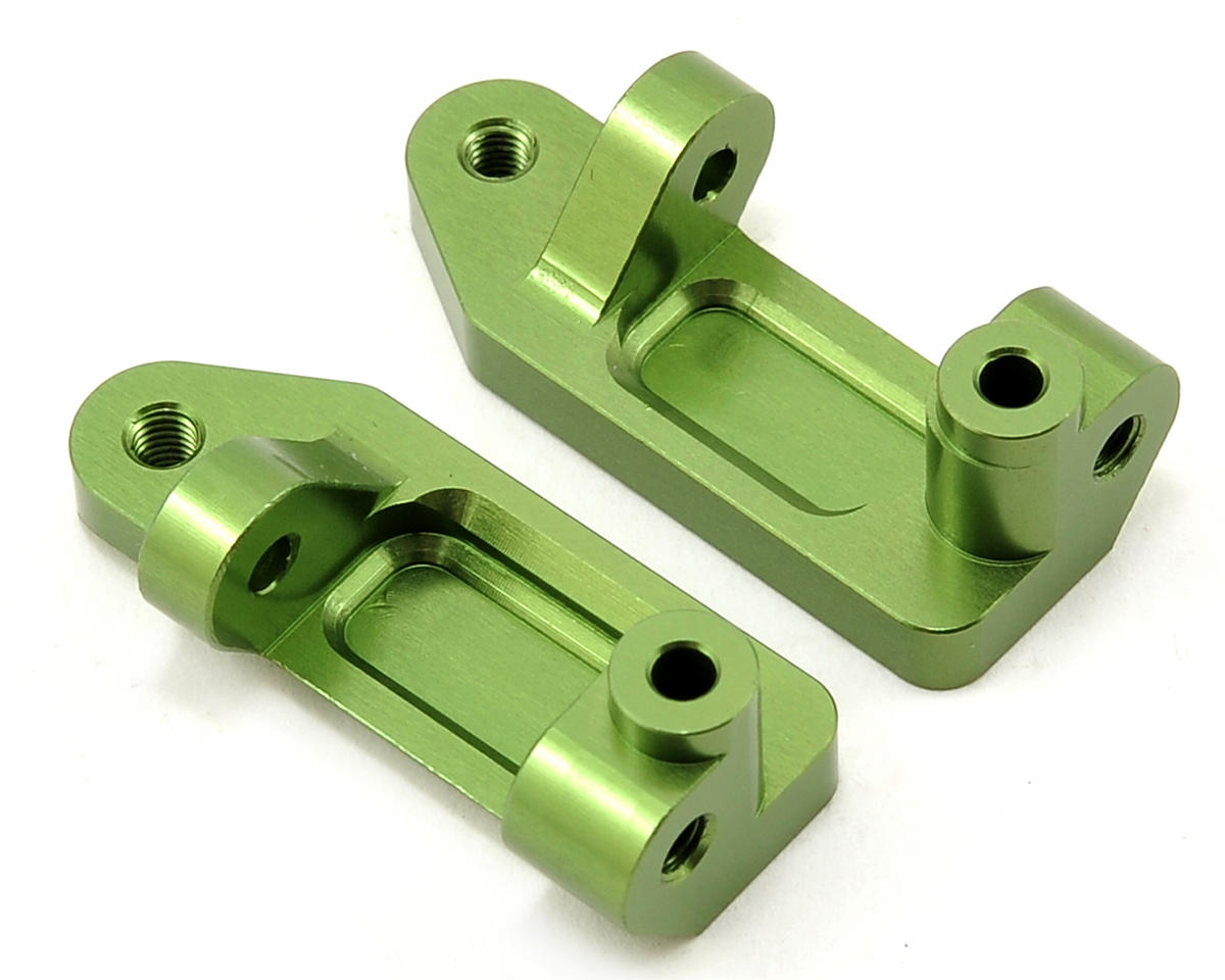 ST Racing Concepts Aluminum Caster Blocks (Green)