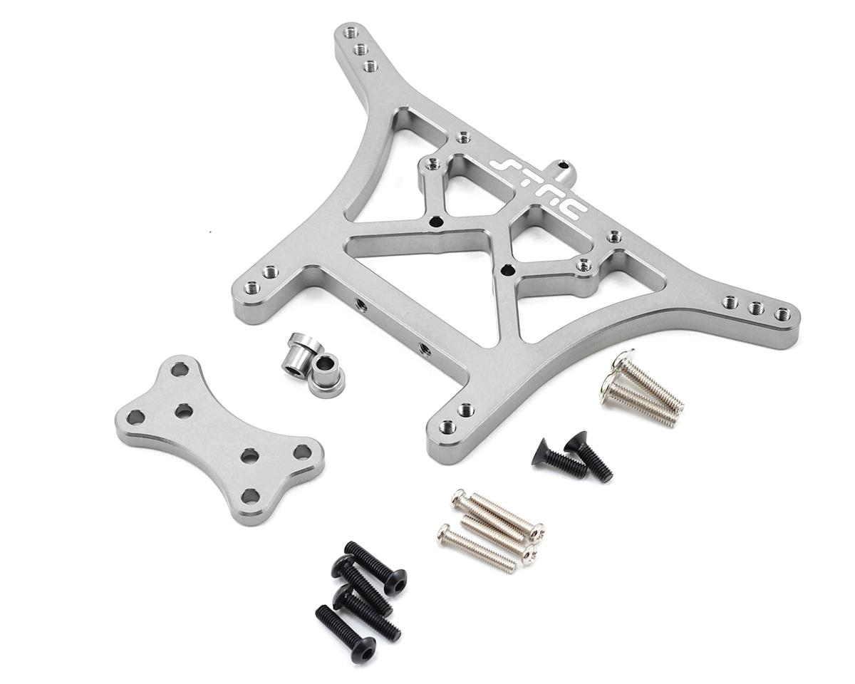 ST Racing Concepts 6mm Heavy Duty Rear Shock Tower (Silver)
