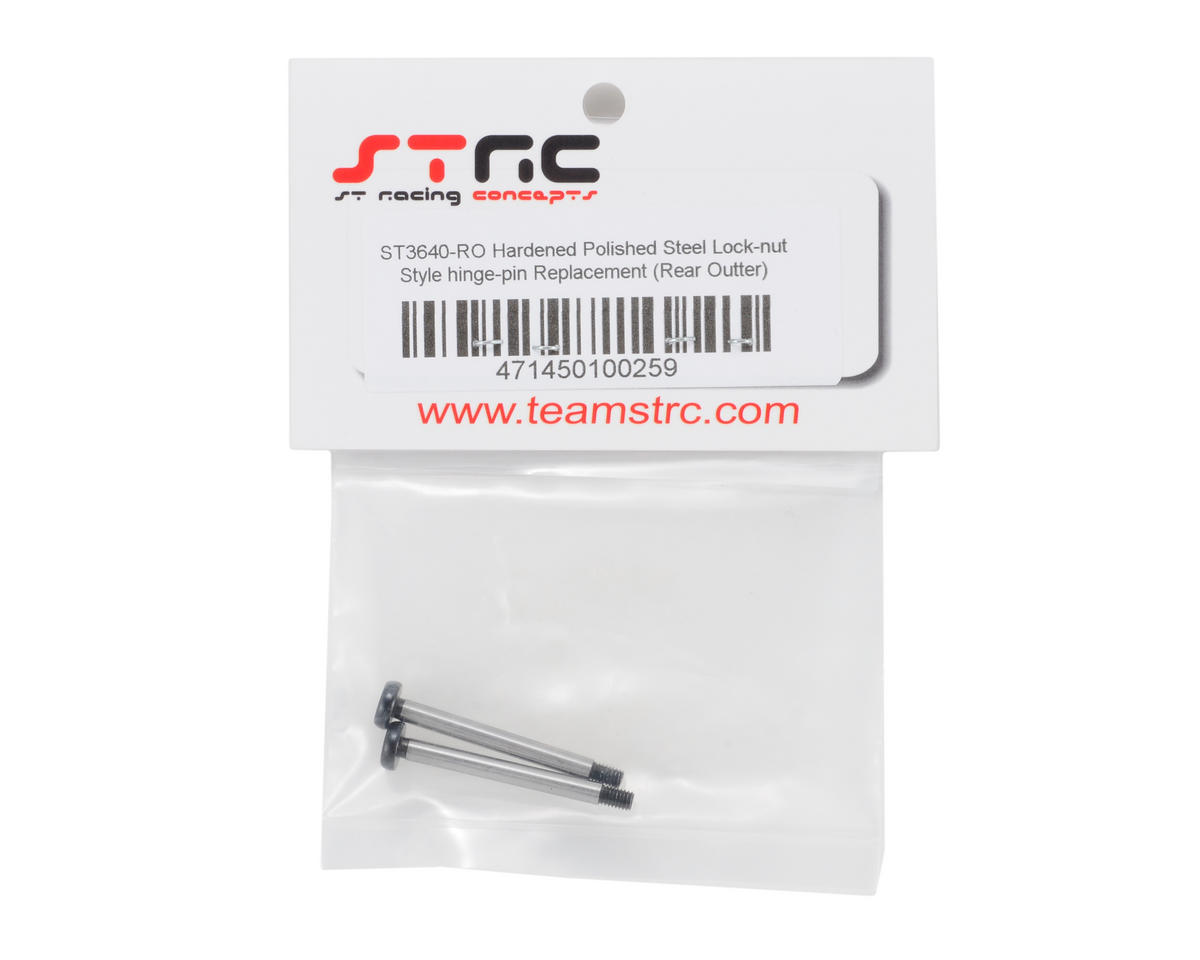 ST Racing Concepts Rear Outter Hinge Pin Set