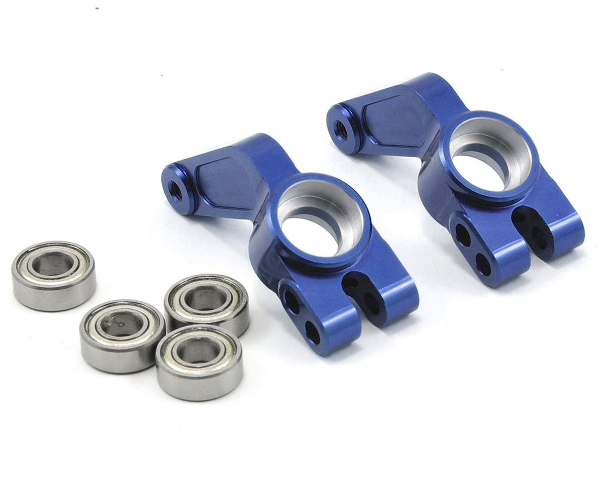 ST Racing Concepts Oversized Rear Hub Carrier w/Bearings (Blue)