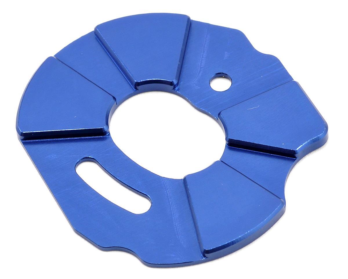 ST Racing Concepts Aluminum Heatsink Motor Plate (Blue)