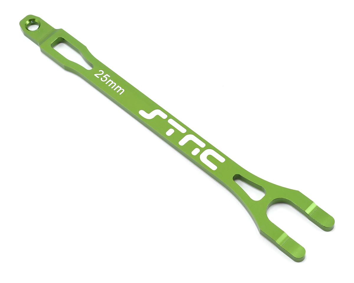 ST Racing Concepts Aluminum Slash Pro Racing Battery Strap (Green)