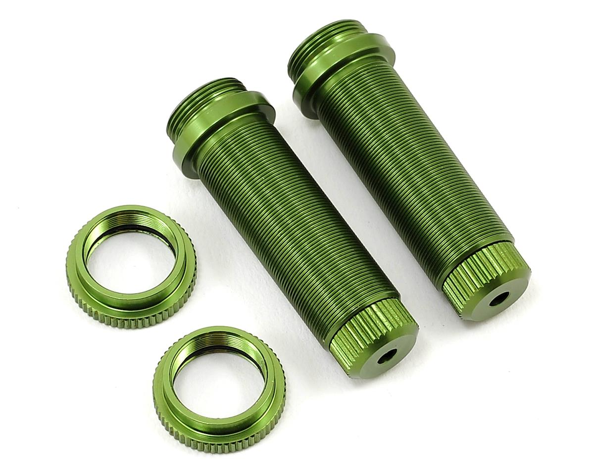 ST Racing Concepts Aluminum Threaded Rear Shock Body Set (Green) (2) (Slash) | relatedproducts