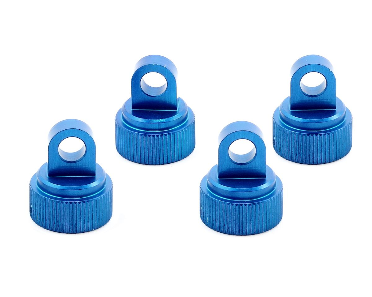 ST Racing Concepts Aluminum Shock Cap (Blue) (4)