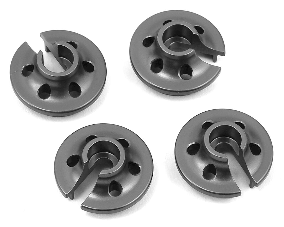 Traxxas 4Tec 2.0 Aluminum Lower Shock Retainers (4) by ST Racing Concepts