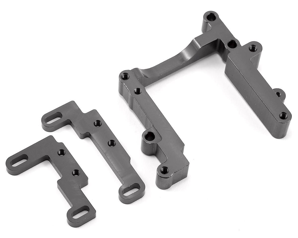 ST Racing Concepts Slash Aluminum Engine Mount (Gun Metal)