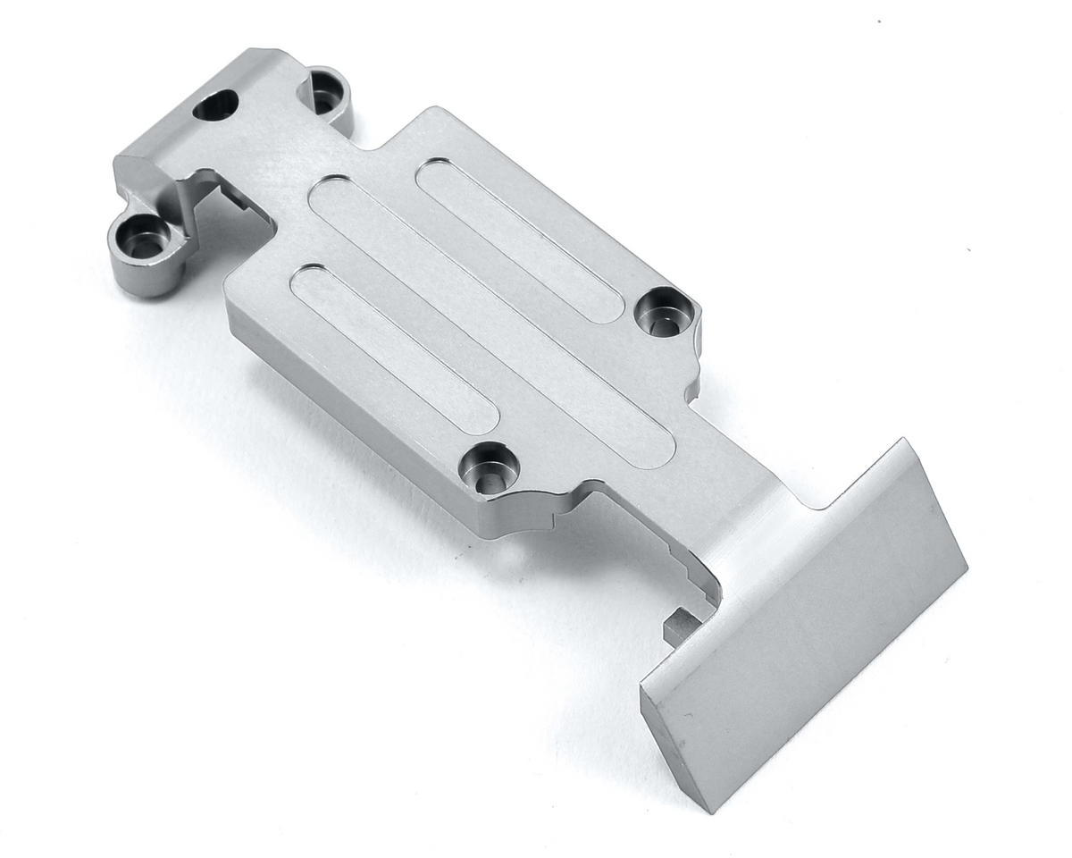 ST Racing Concepts Heavy Duty Rear Skid Plate (Silver) (Traxxas Slayer)