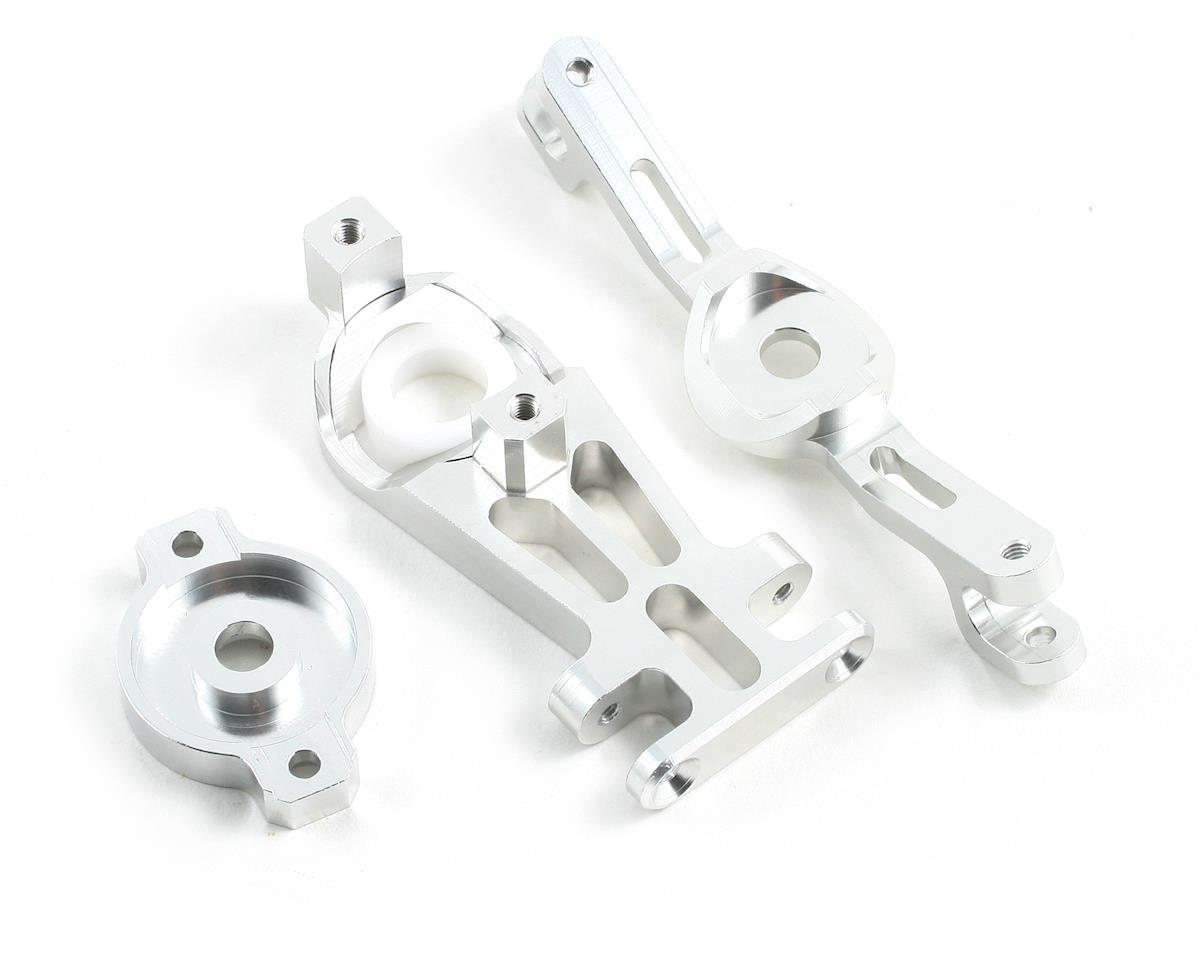 ST Racing Concepts Servo Saver Linkage Set (Silver)