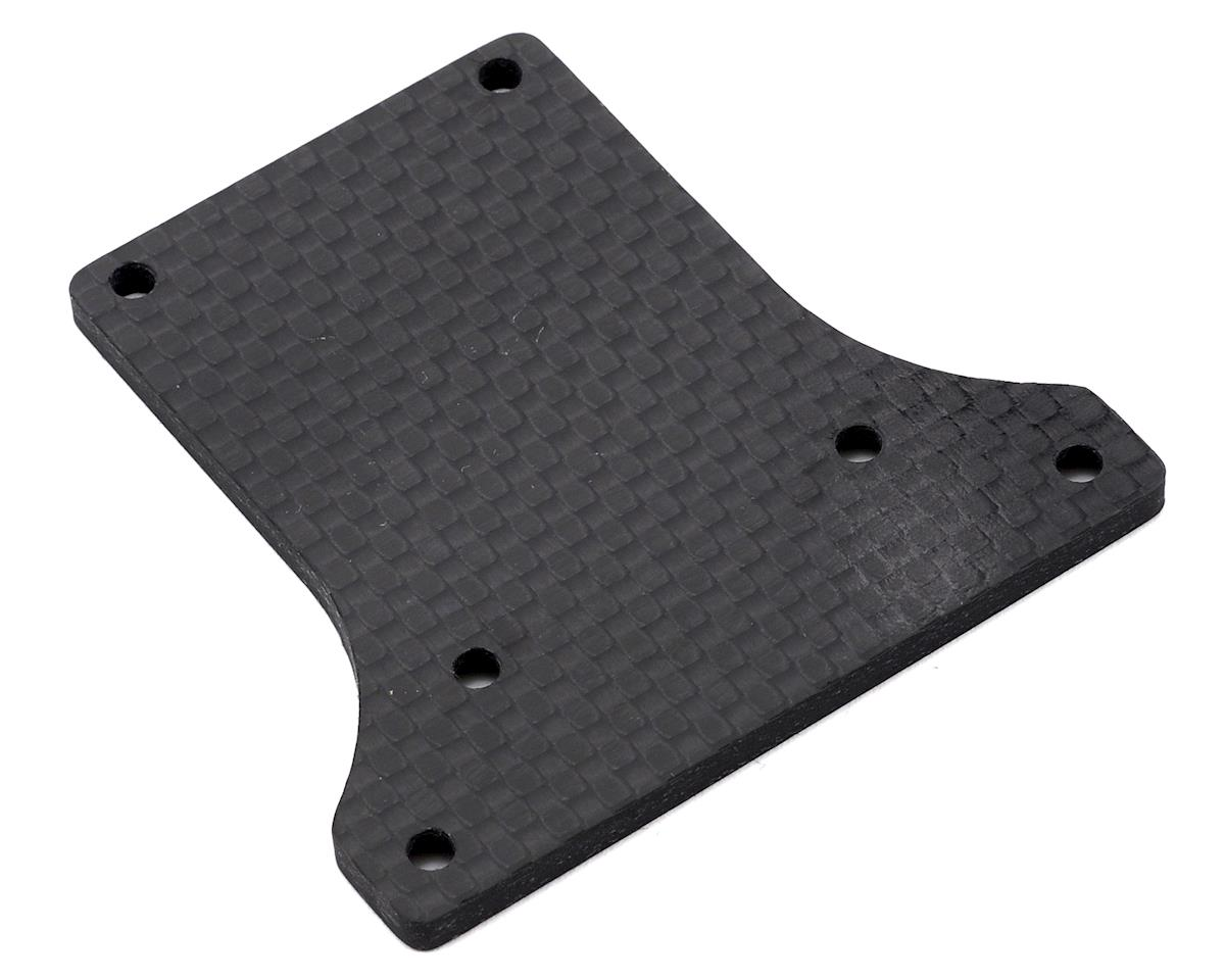 ST Racing Concepts 3mm Light Weight Graphite LCG Conversion Upper Chassis Plate