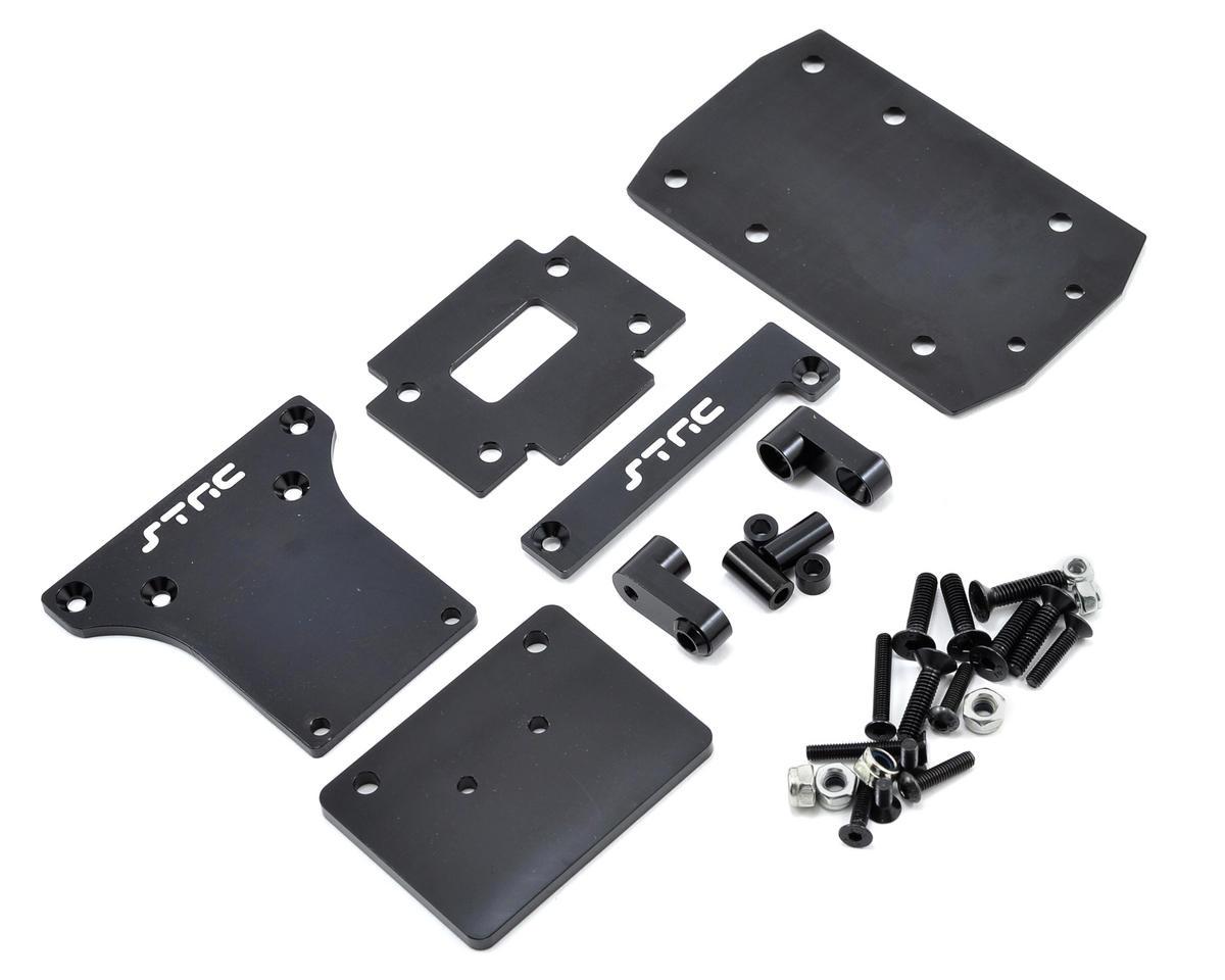 ST Racing Concepts Slash 2WD LCG Conversion Kit (Black)