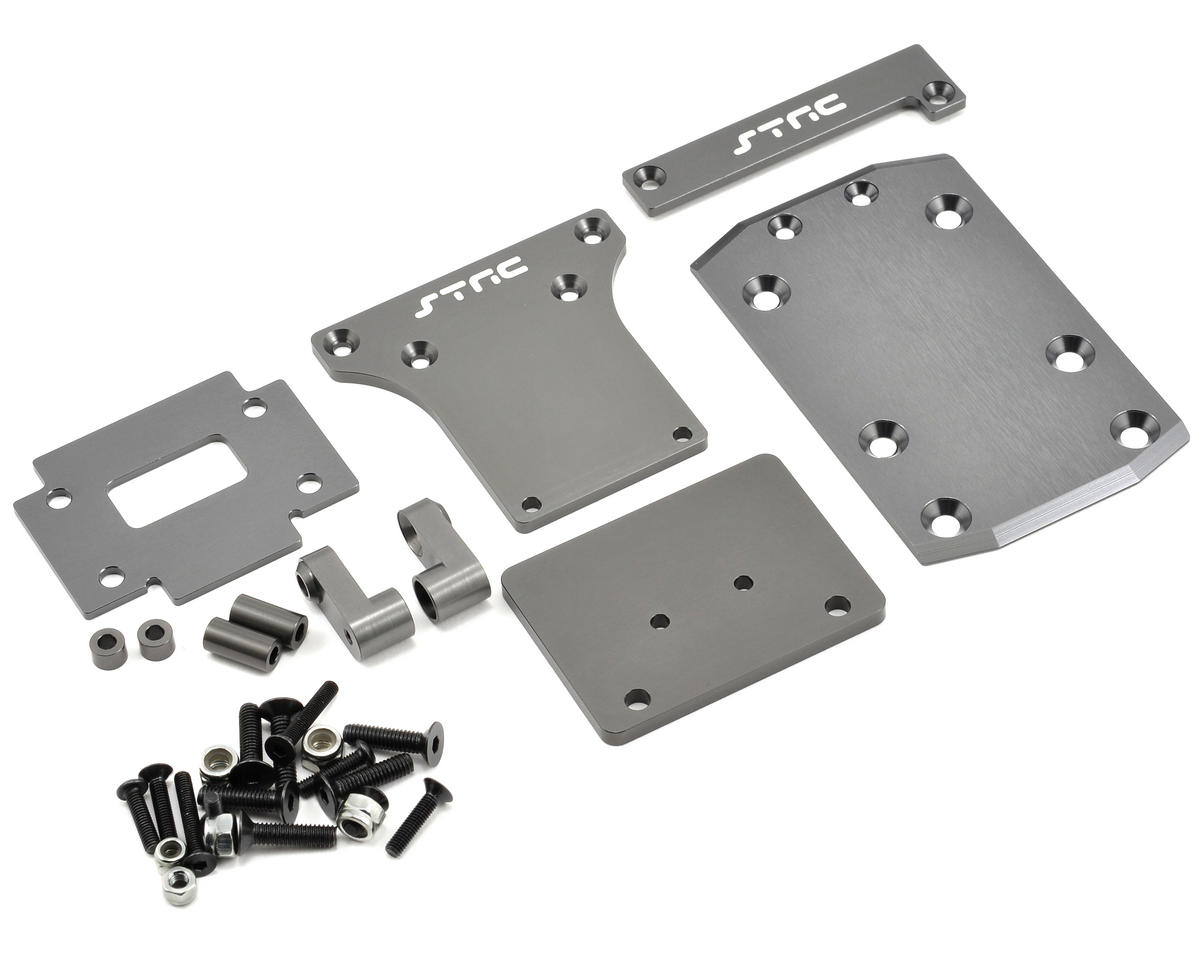 ST Racing Concepts Slash 2WD LCG Conversion Kit (Gun Metal)