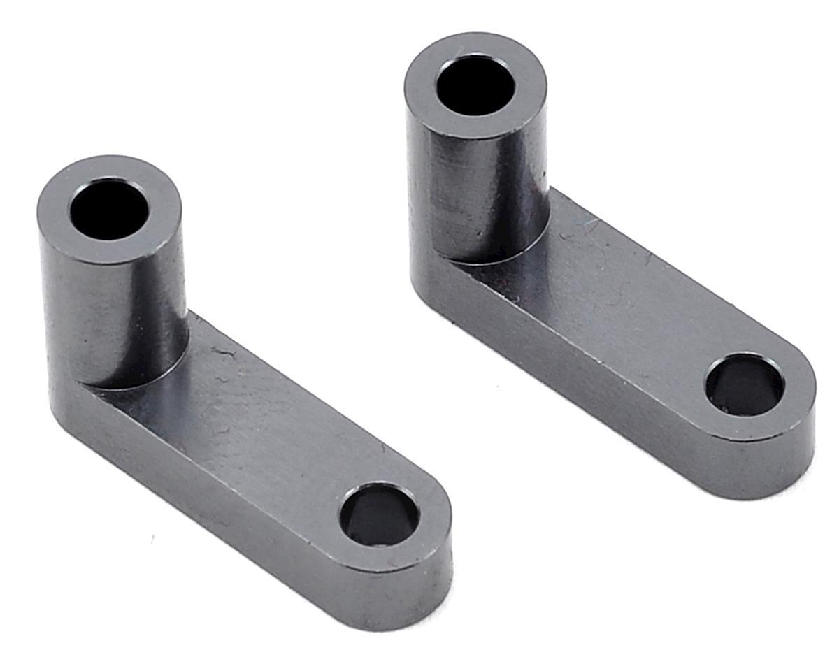 "ST Racing Concepts Aluminum ""L"" Bracket Stiffener (Gun Metal) (2)"