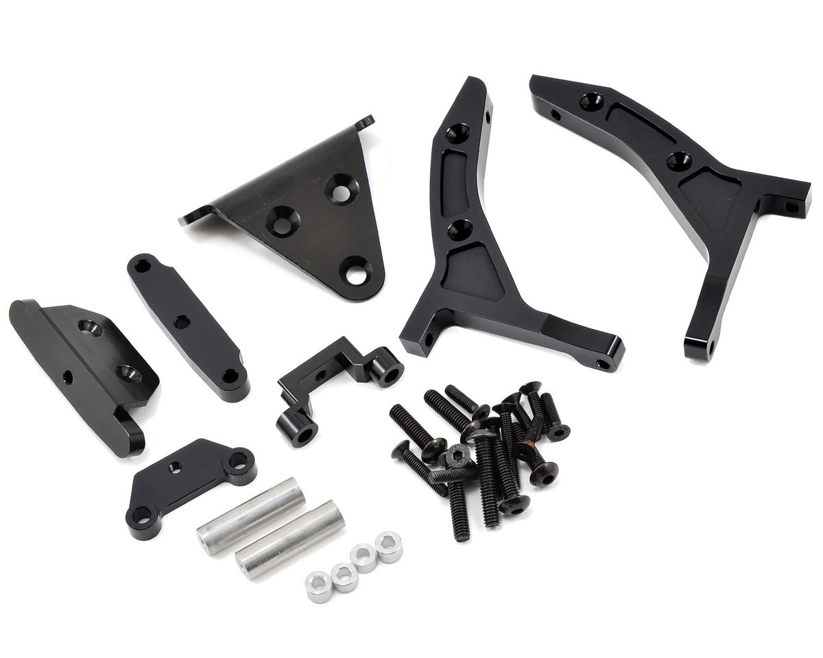 Traxxas Slash 4x4 1/8th Scale E-Buggy Conversion Kit (Black) by ST Racing Concepts