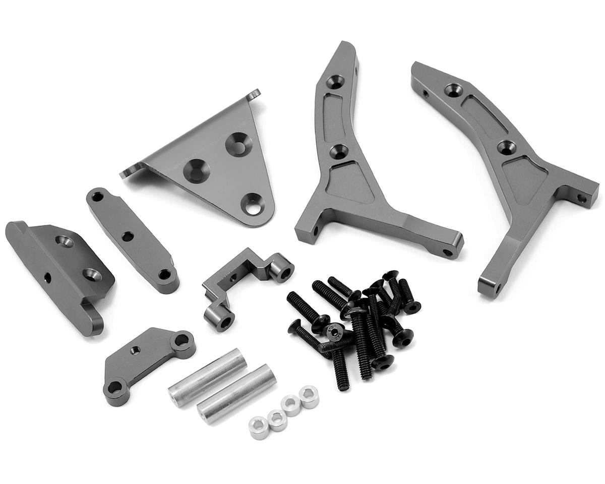 ST Racing Concepts Traxxas Slash 4x4 1/8 E-Buggy Conversion Kit (Gun Metal)